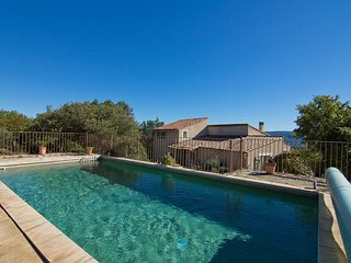 3 bedroom Villa in Viens, Provence-Alpes-Cote d'Azur, France : ref 5569456