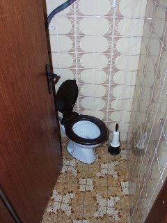 Toilet 2, Surface: 1 m²