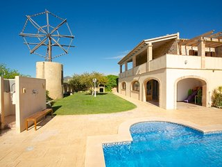 3 bedroom Villa in Pula, Balearic Islands, Spain : ref 5517681