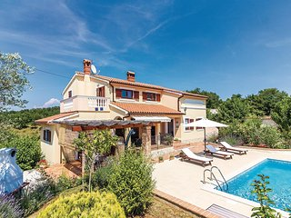 6 bedroom Villa in Loborika, Istria, Croatia : ref 5520429