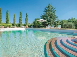4 bedroom Villa in Chiostrini, Tuscany, Italy : ref 5523501
