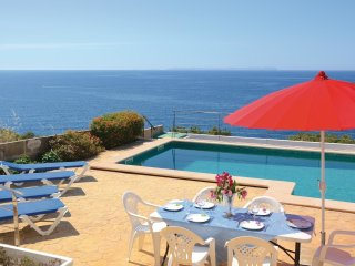 4 bedroom Villa in Cala Pi, Balearic Islands, Spain : ref 5523224