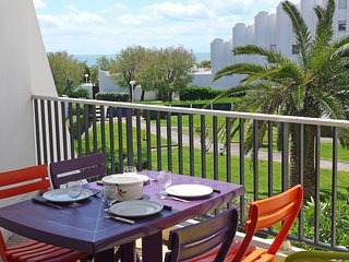 3 bedroom Apartment in La Grande-Motte, Occitania, France : ref 5518895