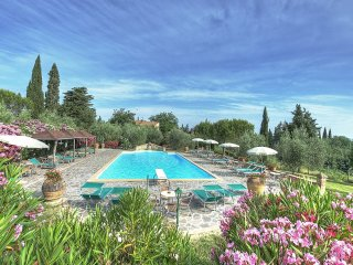 3 bedroom Apartment in Monte Lopio, Tuscany, Italy : ref 5239408