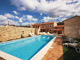 10 bedroom Villa in Orihi, Istria, Croatia : ref 5520437