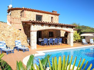 3 bedroom Villa in Les Cabanyes, Catalonia, Spain : ref 5515335