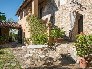 6 bedroom Villa in San Donato, Tuscany, Italy : ref 5573533