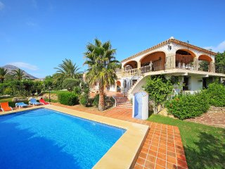 6 bedroom Villa in Xabia, Valencia, Spain : ref 5518099
