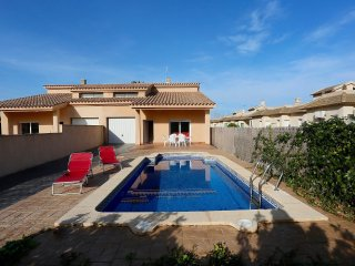 4 bedroom Villa in Riumar, Catalonia, Spain : ref 5561091