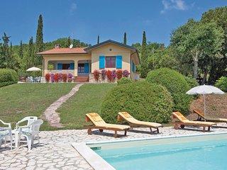 2 bedroom Villa in Monteverdi Marittimo, Tuscany, Italy : ref 5540285