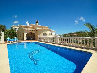 2 bedroom Villa in Benitachell, Valencia, Spain : ref 5534400