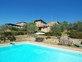 4 bedroom Villa in Cedda, Tuscany, Italy : ref 5513155