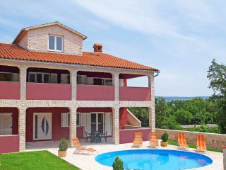 4 bedroom Apartment in Krasa, Istria, Croatia : ref 5518326