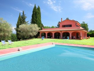 4 bedroom Villa in Sovana, Tuscany, Italy : ref 5513323