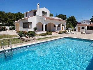 4 bedroom Villa in Las Tres Cales, Catalonia, Spain : ref 5514683