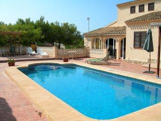 3 bedroom Villa in Xabia, Valencia, Spain : ref 5515395