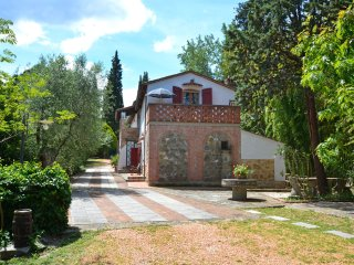 5 bedroom Villa in Gasparrino, Tuscany, Italy : ref 5513209