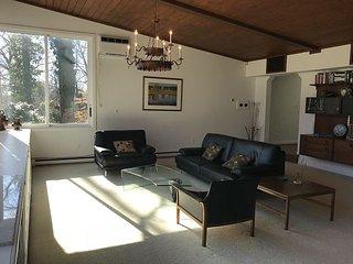 Bethesda Mid-Century Modern - 3 BR + Den, 2.5 BA Home