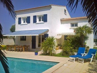 5 bedroom Villa in Le Grau-d'Agde, Occitania, France : ref 5513872