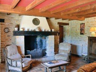 4 bedroom Villa in Pezuls, Nouvelle-Aquitaine, France : ref 5521917