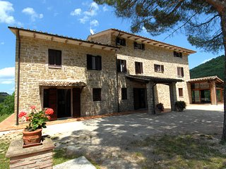 11 bedroom Villa in Fratticiola Selvatica, Umbria, Italy : ref 5513364