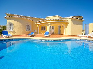 2 bedroom Villa in Rada de Moraira, Valencia, Spain : ref 5514747