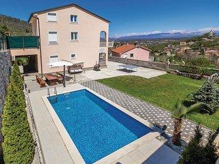6 bedroom Villa in Rukavac, Primorsko-Goranska Županija, Croatia : ref 5521382