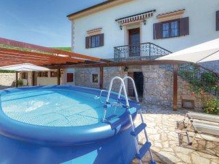 4 bedroom Villa in Ledenice, Primorsko-Goranska Zupanija, Croatia : ref 5521315