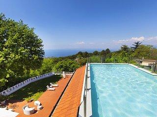 5 bedroom Villa in Sant'Agata sui Due Golfi, Campania, Italy : ref 5228815
