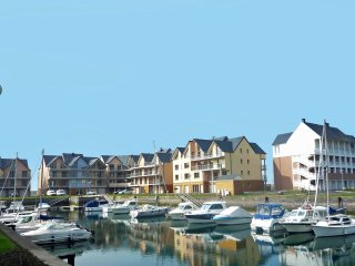 1 bedroom Apartment in Trouville-sur-Mer, Normandy, France : ref 5555420