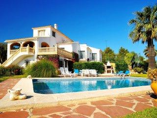 4 bedroom Villa in Xabia, Valencia, Spain : ref 5514732