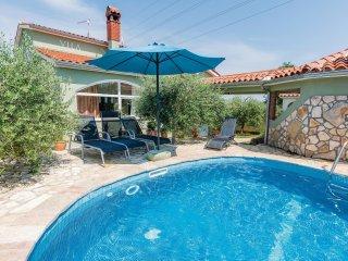 4 bedroom Villa in Barbariga, Istria, Croatia : ref 5520145