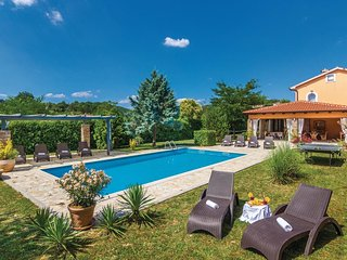 4 bedroom Villa in Cerovlje, Istria, Croatia : ref 5520452