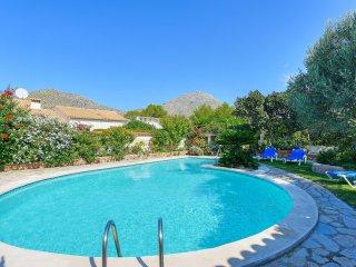 4 bedroom Villa in Port de Pollenca, Balearic Islands, Spain : ref 5573569
