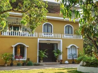 THE MANDREM HOUSE GOA
