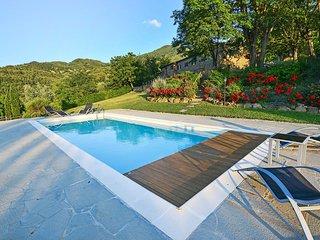 4 bedroom Villa in San Bavello, Tuscany, Italy : ref 5516957