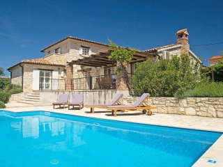 4 bedroom Villa in Jakici, Istria, Croatia : ref 5518636