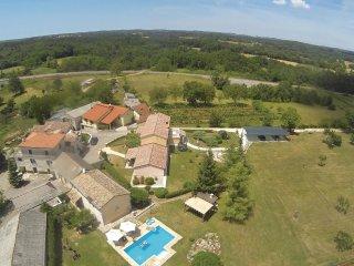 4 bedroom Villa in Heki, Istria, Croatia : ref 5520424