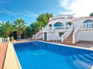 3 bedroom Villa in Xabia, Valencia, Spain : ref 5514735