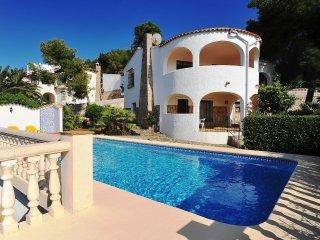 2 bedroom Villa in Xàbia, Valencia, Spain : ref 5514741