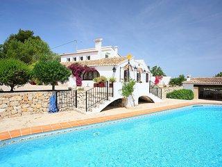 5 bedroom Villa in Paratella, Valencia, Spain : ref 5514798
