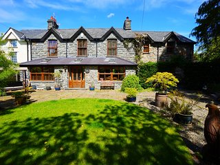 The Old Rectory Mawr | Great Escapes Wales