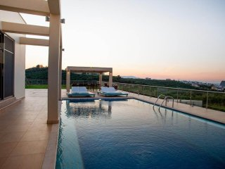Villa Prigipessa / Luxury, jacuzzi, amazing sea view, close to the beach