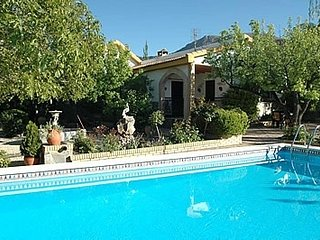 4 bedroom Villa in Jaen, Andalusia, Spain : ref 5455137