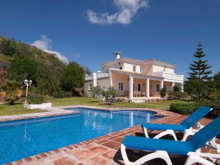 6 bedroom Villa in Benagalbon, Andalusia, Spain : ref 5515308