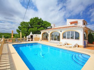 3 bedroom Villa in Benitachell, Valencia, Spain : ref 5514743