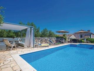 4 bedroom Villa in Brusici, Primorsko-Goranska Zupanija, Croatia : ref 5521137