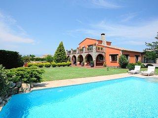 4 bedroom Villa in Peralada, Catalonia, Spain : ref 5518857