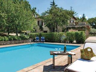 4 bedroom Villa in Montepennino, Umbria, Italy : ref 5523747
