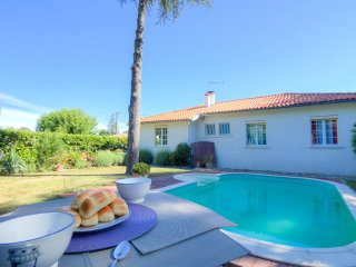 3 bedroom Villa in Carcans, Nouvelle-Aquitaine, France : ref 5547132